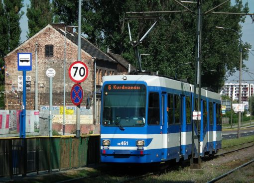 transporte publico cracovia