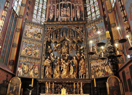 Altar de laBasílica de Santa María