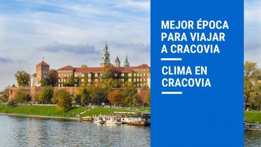 Mejor época para viajar a Cracovia – El clima en Cracovia