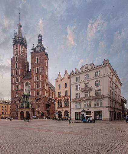 Horario Basílica de Santa María de Cracovia