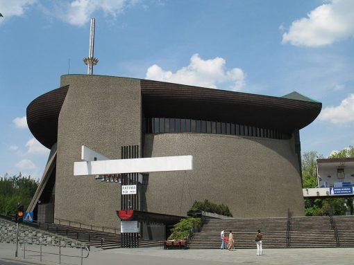 iglesia nowa huta