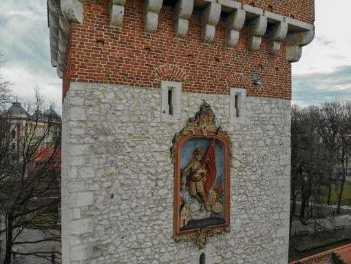 historia puerta de san florian cracovia