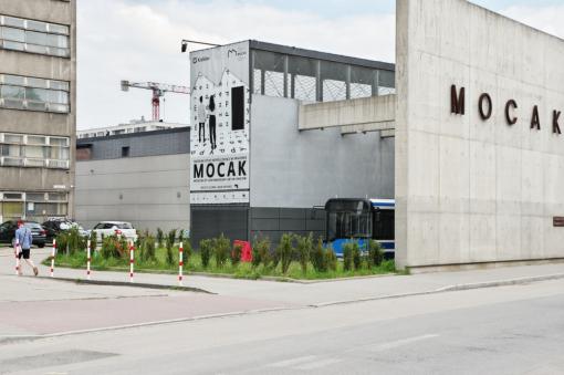 mocak museo arte contemporaneo cracovia