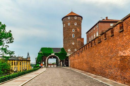 precio gratis castillo de wawel en cracovia