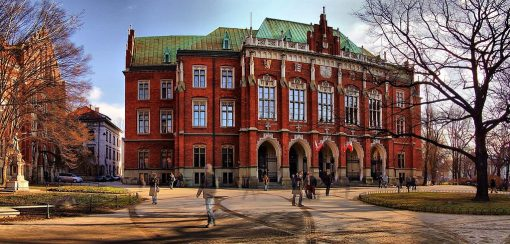 universidad jagellonica de cracovia