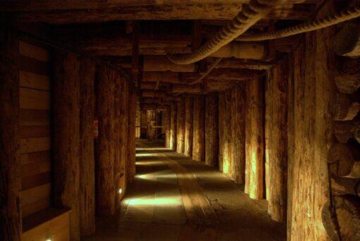 tuneles minas de sal de wieliczka