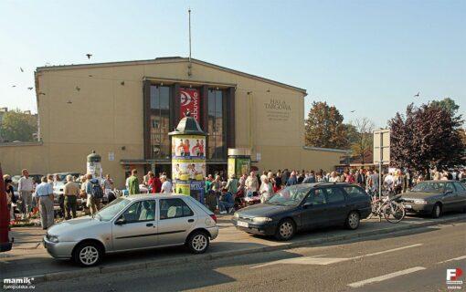 Mercado de Hala Targowa Cracovia